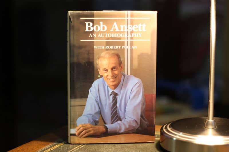 An Interview with Bob Ansett